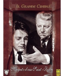 Maigret e il caso Saint-Fiacre - Film DVD