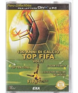 100 Anni di Calcio Vol. 1 Top Fifa (DivX)