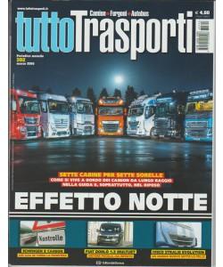 TUTTOTRASPORTI mensile n. 392 Marzo 2016 Camion, furgoni, autobus
