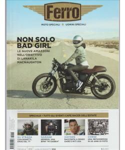 FERRO Magazine - mensile n. 16 Lugli/Aosto 2016