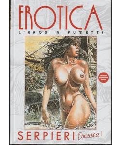 "EROTICA l'Eros a fumetti vol. 5 - Serpieri ""Druuna1"" By Tuttosport"