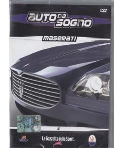 Auto da sogno : Maserati - La Gazzetta dello Sport N° 4