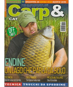 CARP & CATFISHING. N. 27. AGOSTO/SETTEMBRE 2016. BIMESTRALE.