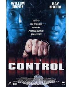 Control (2004) -  Willem Dafoe, Ray Liotta, Michelle Rodriguez (DVD)