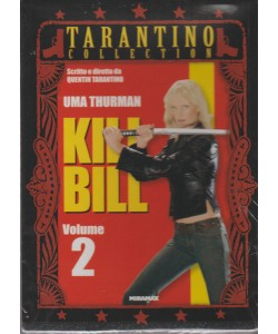 KILL BILL VOLUME 2. NONA USCITA. TARANTINO COLLECTION.