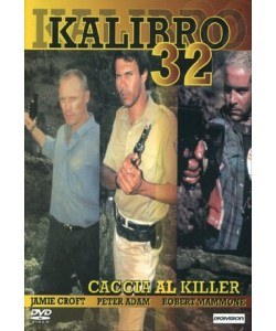 Kalibro 32 - Robert Mammone, Peter Adam, Jamie Croft, Michael Offer (DVD)