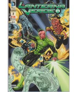 New 52 Special – Lanterna Verde 02 - DC Comics Lion