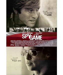 Spy Game - film DVD