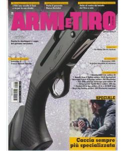 Armi e Tiro - Mensile n. 8 Agosto 2016