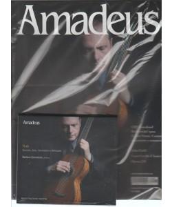 AMADEUS Mensile n. 321 Agosto 2016  Con CD Audio