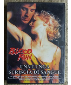 Blood Run - una lunga striscia di sangue - Ashley Laurence, Anna Thomson, David Bradley DVD