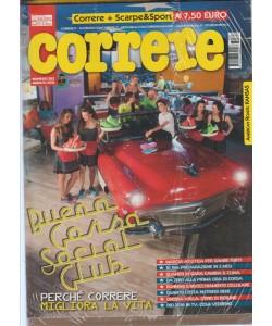 CORRERE mensile n. 382 Agosto 2016 + Scarpe & sport guida all'acquisto