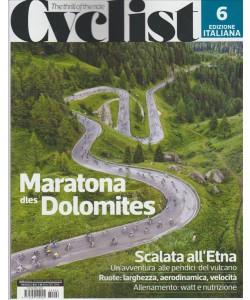 CYCLIST edizione italiana - bimestrale n.6 Agosto 2016