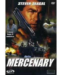 Mercenary -  Steven Seagal, Luke Goss, Roger Guenveur Smith (DVD)