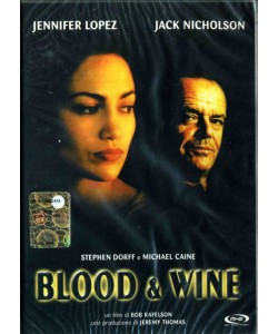 Blood & Wine - Jack Nicholson, Stephen Dorff, Michael Caine, Jennifer Lopez (DVD)