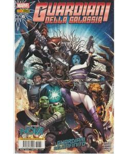 GUARDIANI DELLA GALASSIA 38 - GUARDIANI DELLA GALASSIA 6 Marvel Italia