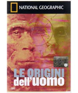 Le origini dell'uomo - National Geographic (DVD Documentario)