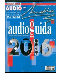 Audio Review mensile 380 Ott.2016 - Speciale Audioguida 2016/2017