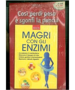 Magri con gli Enzimi - Riza edizioni