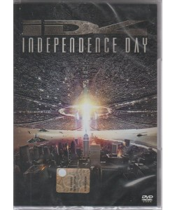 INDEPENDENCE  DAY. DVD IN EDIZIONE RIMASTERIZZATA. PANORAMA.  N. 17.