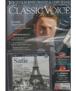 Classic Voice - mensile n. 209 Ottobre 2016 con CD SATIE