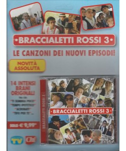 CD Braccialetti Rossi 3 - by Sorrisi e Canzoni TV