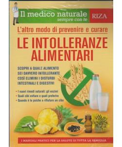 Le intolleranze alimentari - RIZA edizioni