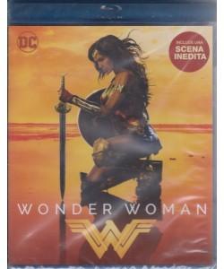 i dvd di Panorama - Wonder woman - n. 16 - settimanale - novembre 2018