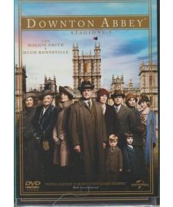 DOWNTON ABBEY. STAGIONE 5. COFANETTO 5 DVD. CON MAGGIE SMITH E HUGH BONNEVILLE
