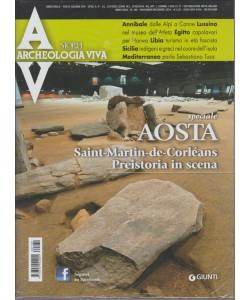 A ARCHEOLOGIA VIVA. STORIA. BIMESTRALE N. 180. NOVEMBRE/DICEMBRE 2016.