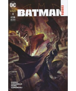 DC Bad World 12 – Batman Europa 4 - DC Comics Lion