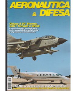 Aeronautica & Difesa - mensile n. 361 Novembre 2016