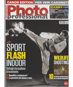 Photo Professional (CANON edition) mensile n. 84 Novembre 2016