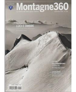 Montagne 360 la rivista del Club Alpino Italiano n. 50 Novembre 2016