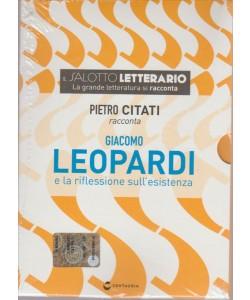 DVD Salotto Letterario vol. 9 - Pietro Citati racconta Giacomo Leopardi