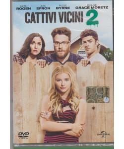 DVD  Cattivi Vicini 2 un film di Nicholas Stoller con Seth Rogen e Zac Efron