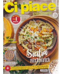 Ci Piace Cucinare ! - n. 91 - settimanale - 6/11/2018