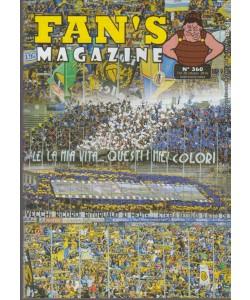 Fan's Magazine - Quindicinale n. 360 28 Ottobre 2016