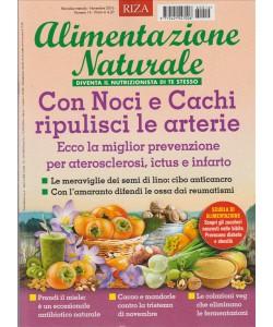 Alimentazione Naturale mensile n. 14 Novembre 2016