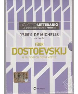 DVD Salotto Letterario vol.10 - Cesare G.De Michelis racconta Dostoevskij