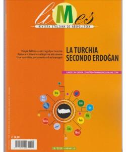 LIMES mensile n. 10/2016 - La Turchia Secondo Erdogan