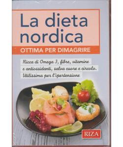 LA DIETA NORDICA. OTTIMA PER DIMAGRIRE.N. 62. NOVEMBRE 2016.