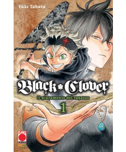 Manga: BLACK CLOVER 1 - PURPLE 14 - Planet Manga