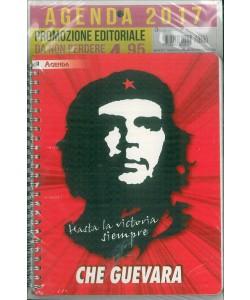Agenda 2017 Che Guevara c/spirale cm. 18 x 22