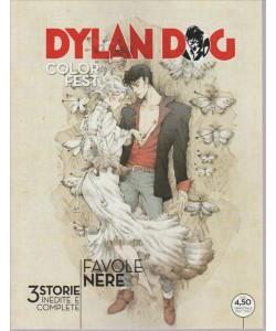 DYLAN DOG COLOR FEST. N. 19. FAVOLE NERE. TRIMESTRALE NOVEMBRE 2016.