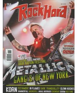 Rocky Hard Italia - Bimestrale n. 38 Novembre 2016