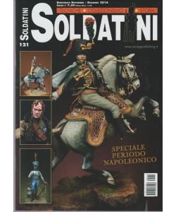 Soldatini - Bimestrale n. 121 Dicembre 2016