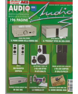 Audio Review - mensile n. 381 Novembre 2016