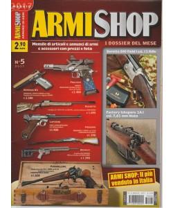 Armi Shop - Annunci di armi - mensile n. 5 Maggio 2017
