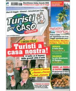 Turisti per Caso Magazine - mensile n. 88 Ottobre 2015